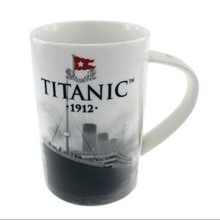 Titanic porcelain Mug