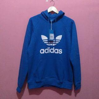 (HOT ITEM!) Adidas Trefoil Blue Original 100% Size XL