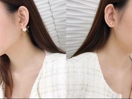Star AB Earrings
