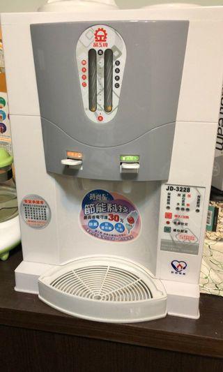 晶工牌飲水機