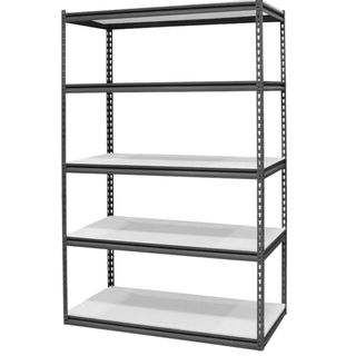 Cover Only fits racks 36Wx18Dx72H Storage Shelving unit cover