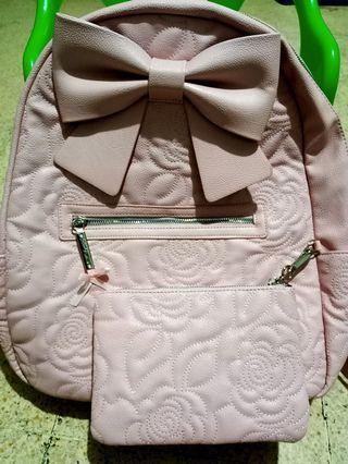 Backpack Betsey Johnson
