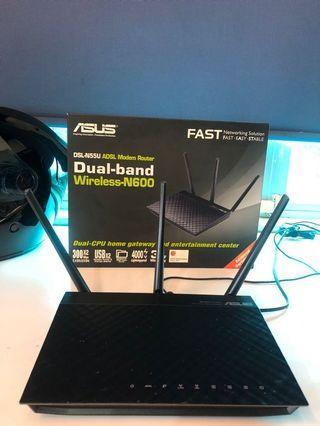 Asus DSL-N55 N600 Router Wireless
