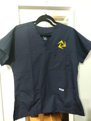 BScN Nursing Scrub Shirt