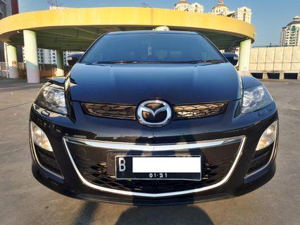 Mazda CX 7 GT 2.3L a/t 2010