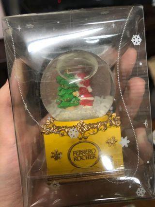 金莎聖誕球 紀念