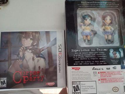 Nintendo DS Corpse Party