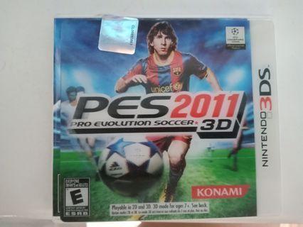 Nintendo DS PES 2011