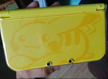 Pikachu - New Nintendo 3DS XL