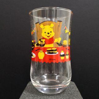 Original Kirin Winnie The Pooh Glass Cup