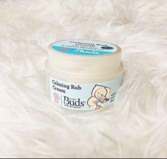 Buds Organics Calm Rub Cream