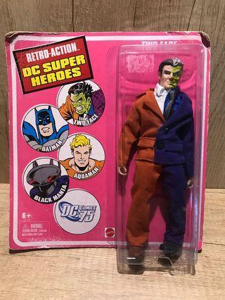 《絕版玩具》全新未拆封 DC超級英雄 BATMAN 蝙蝠俠 雙面人