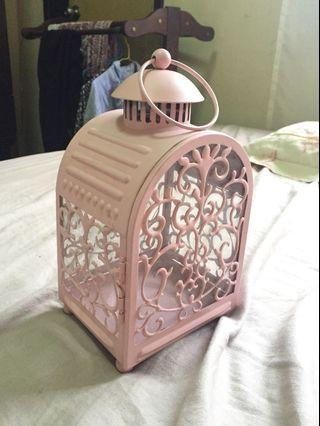 IKEA Candle Holder in Pink