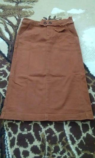 Oxning skirt