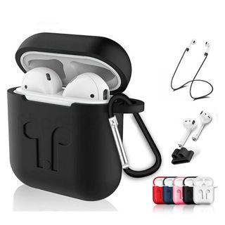 Airpods Cover Set Audiofido / KZ / Sabbat / Mifo / BGVP / Tin Audio / Moondrop / TRN / Whizzer / Havit / Xiaomi / Airpods / Opera Factory / TWS / IEM / Earphones / Speaker