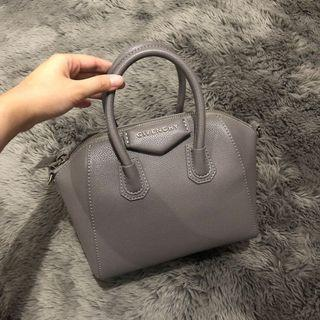 Givenchy Antigona Mini Grey