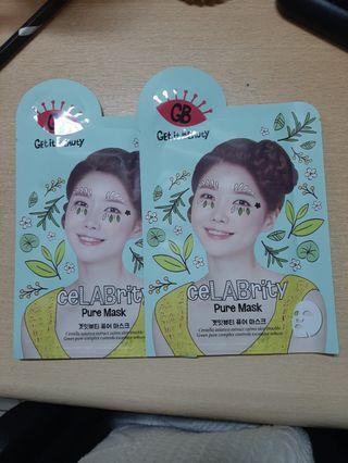 Get it Beauty Pure Mask Sheet Mask