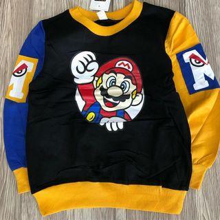 Sweater Mario bros