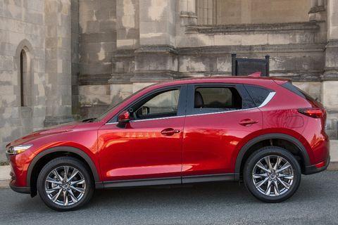 Mazda CX 5 Auto Tailgate