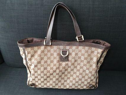 💯 Authentic Gucci Tote Bag