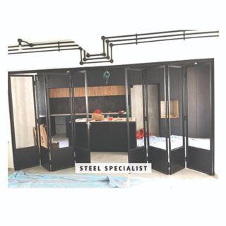 Glass Door Customization