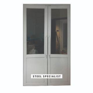 Glass Door Interior Design