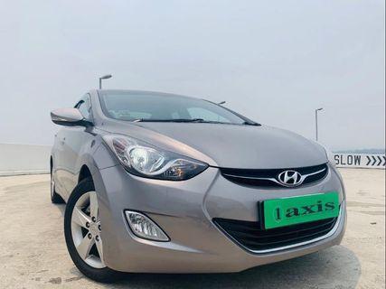Hyundai Elantra 1.6 Elite S/R Auto