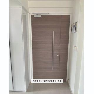 HDB Main Door