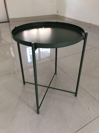 Ikea table (Sale) - Dark Green