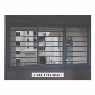 Window Aluminium Grille - FREE Delivery & Installation