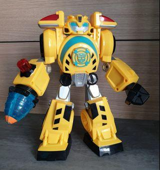 (25cm) Bumble Bee Transformers Rescue Bot