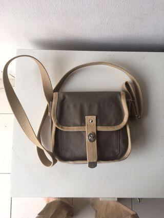 Ichizawa Hanpun made in japan sling bag