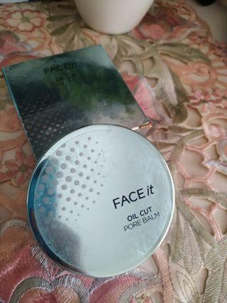 Primer FACE IT oil cut, pore balm