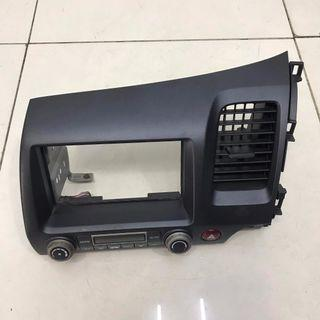 Honda Civic Radio Panel with Aircon Switch (AS4567)