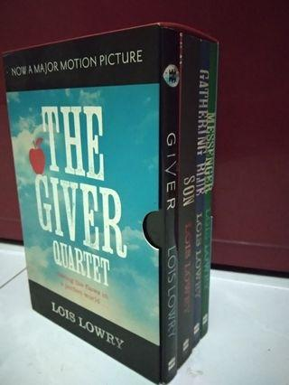 The Giver Box set