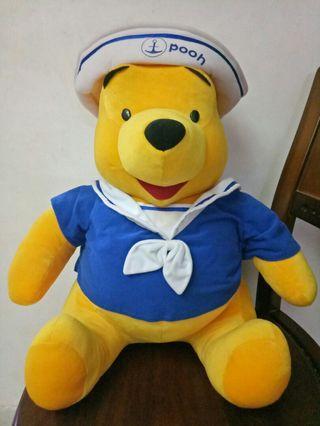 小熊維尼水手服玩偶