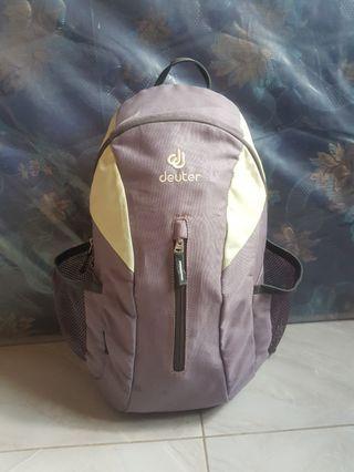 Tas Daypack Deuter Race X 20L Grey Soft