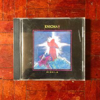Enigma - MCMXC a.D. (1990) CD Album