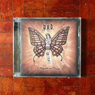 P.O.D. - Payable On Death (2003) CD Album