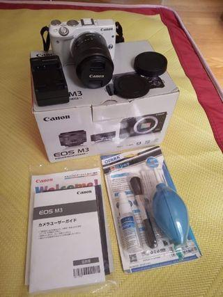 Kamera Canon m3