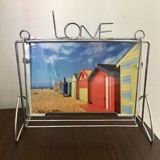 鏤空透明相框 照片框 擺飾裝飾