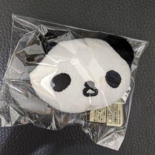 日本 歐吉胖 Ojipan 大叔熊貓 貓熊 景品 娃娃小吊飾 大頭 大臉