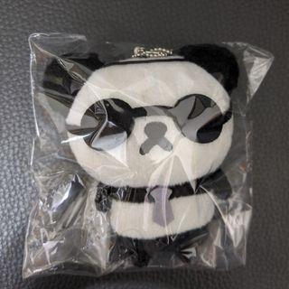 日本 歐吉胖 Ojipan 大叔熊貓 貓熊 景品 娃娃吊飾