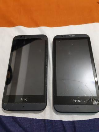 HTC Desire 510 faulty (1 sold)