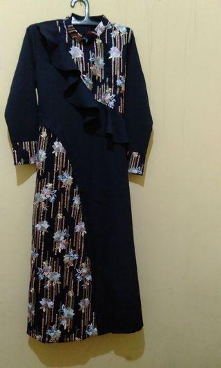 Dress gamis ori jemia