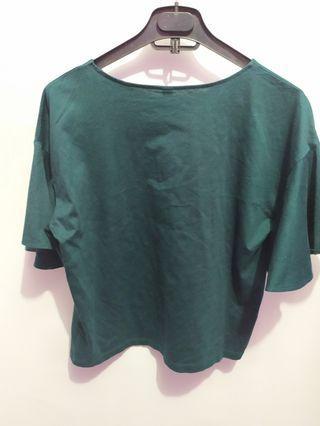 Uniqlo Green