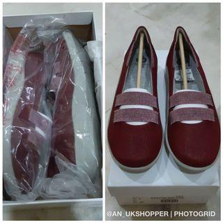 Clarks Sillian Rest (Red)