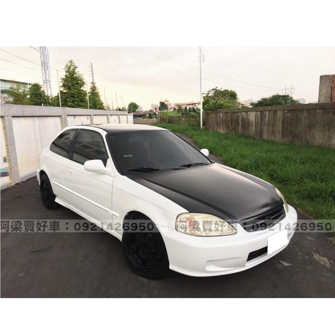 1996年- 本田- K8 (手排) 『全額貸.低利率』買車不是夢想.歡迎加 LINE.電(店)洽