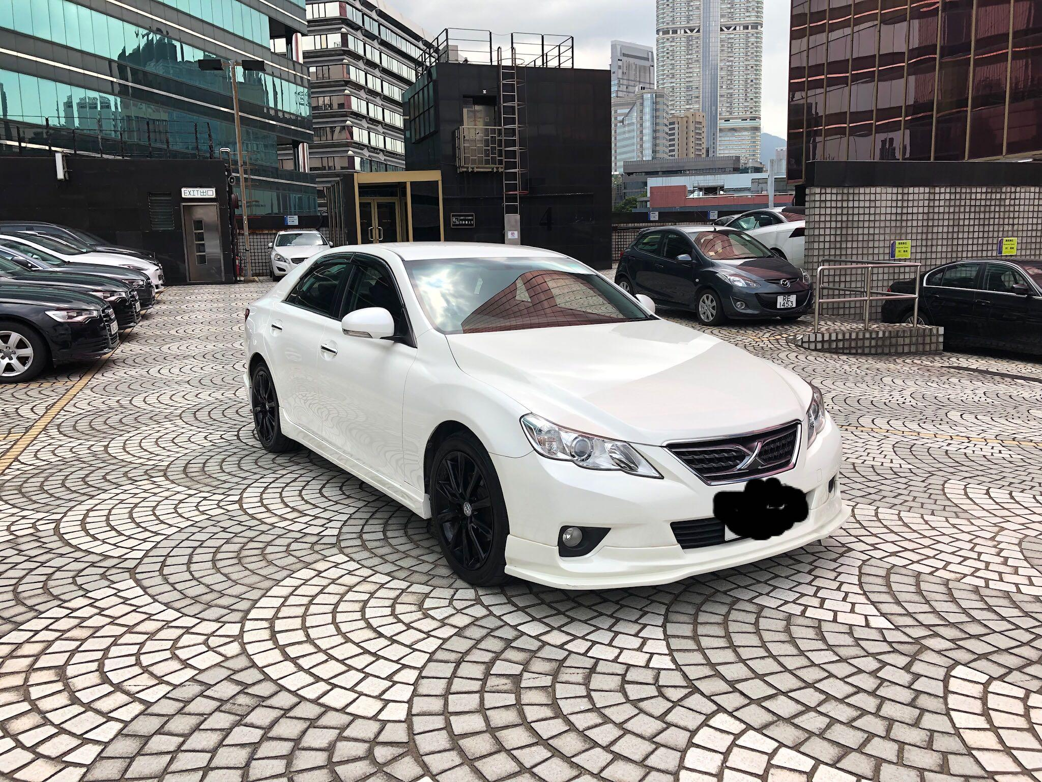 2011 TOYOTA MARK X 2.5