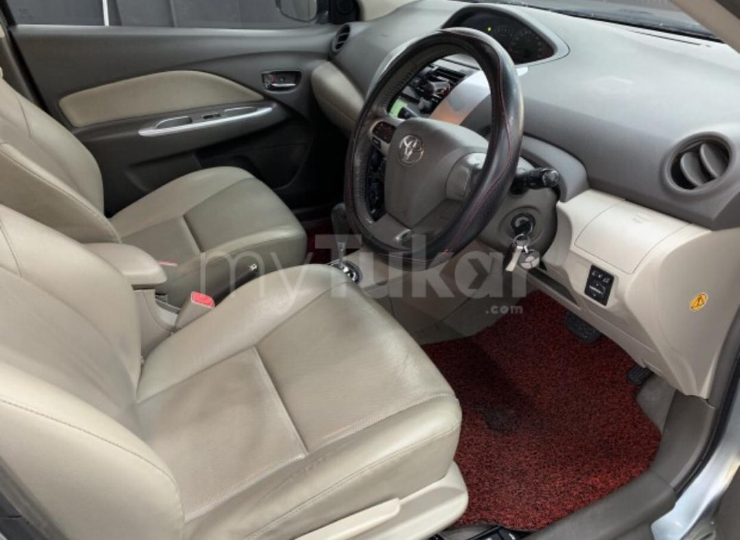 2012TH🚘TOYOTA VIOS 1.5AT G LIMITED Full BodyKit🎉 Low MILEAGE 6XXXXKM Cash💰OfferPrice💲Rm39,800 Only‼LowestPrice InJB‼Interested Call📲0177032069 KeongForMore🤗